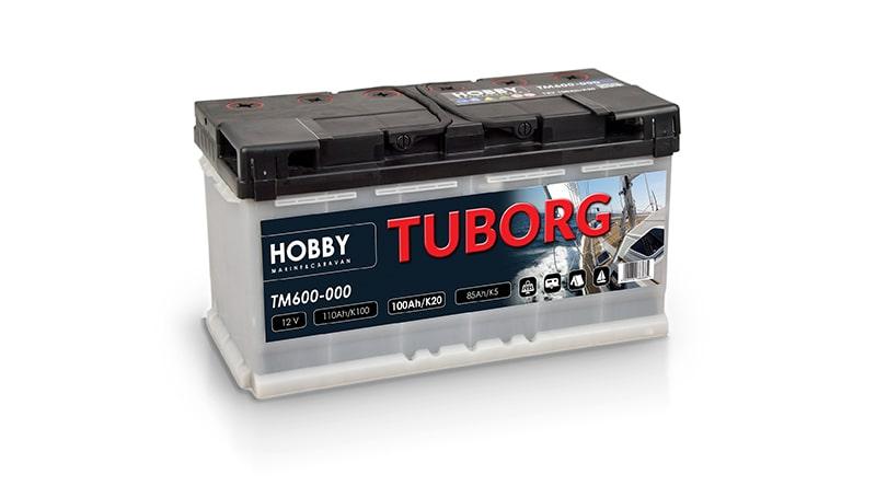 Akumulatory Tuborg Hobby